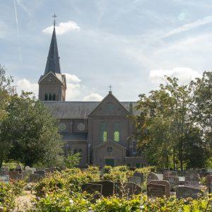 Assendelft_begraafplaats