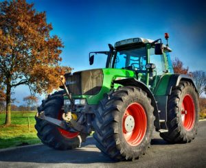 trekker, tractor uitvaart